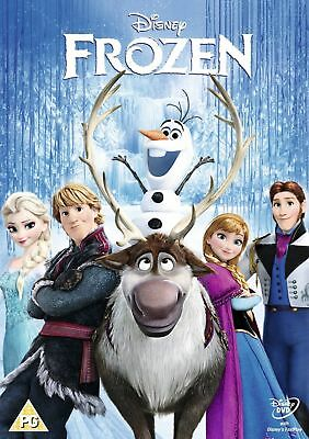 Disney Frozen DVD New and Sealed. Free Delivery