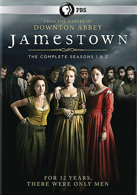 Jamestown: The Complete Seasons 1 & 2 [New DVD] Boxed Set