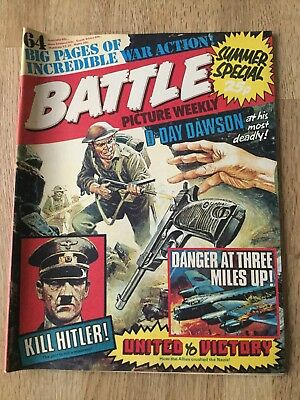 Battle Picture Weekly Summer Special 1976