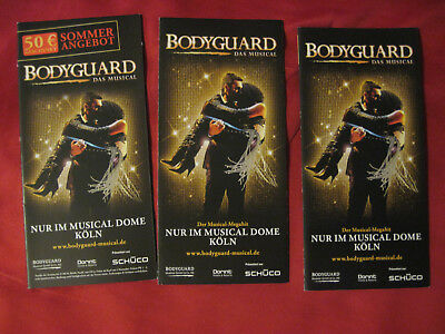 Köln Tickets Bodyguard Das Musical Köln Tickets