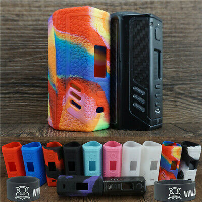 Silicone Case for Lost Vape Triade DNA250C & ModShield Tank Band DNA 250 C