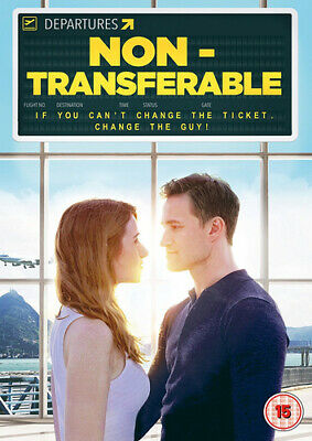 Non-transferable DVD (2017) Ashley Clements