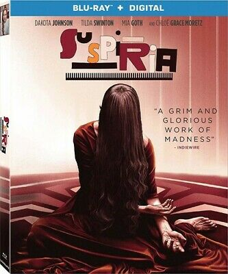 Suspiria [New Blu-ray] Digital Copy