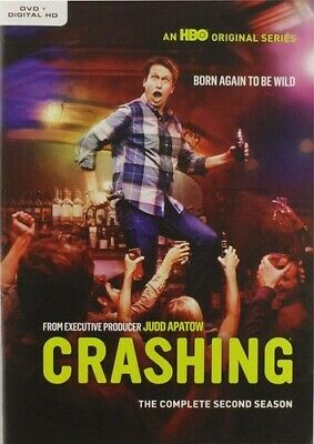 Crashing: The Complete Second Season [New DVD] Eco Amaray Case