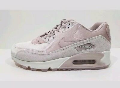 nike donna air max 90 lx trainer particle rose