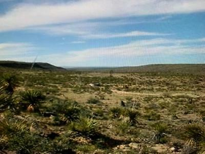 40 Acre West Texas Ranch !! No Limits To Build !! Old Deed !slow Rolling Terain