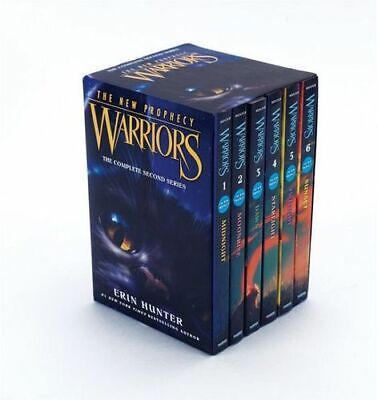 NEW Warriors By Erin Hunter Paperback Free Shipping