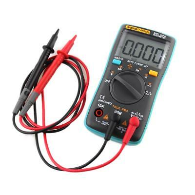 AN8001/2/4 Digital Multimeter Auto Range LCD Voltmeter Tester Ammeter AC DC OHM