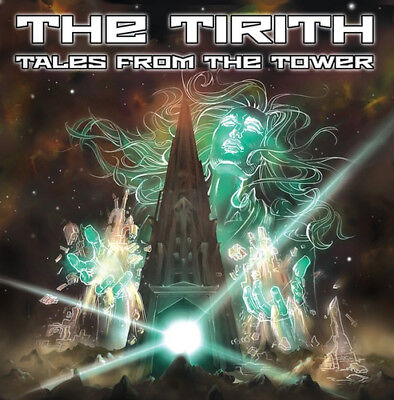 The Tirith : Tales from the Tower CD (2015)