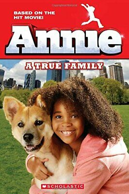 Annie: A True Family (Scholastic Readers) Book The Cheap Fast Free Post