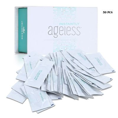 50 sachets Jeunesse Instantly Ageless Anti Wrinkle Eye and Face Cream Anti-Aging