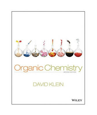 PDF VERSION Organic Chemistry David Klein 3RD EDITION (Textbook+manual solution)