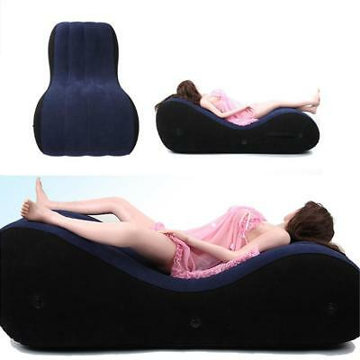 Sex Bed Inflatable Pillow Chair Sofa Adult Furniture cuffs Cushion for Couples