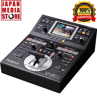Roland V-4EX 4-Channel Digital Video Mixer with Effects HDMI Original from JAPAN