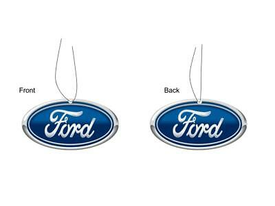 Ford Car Logo Air Freshener Double Sided 2 for £5