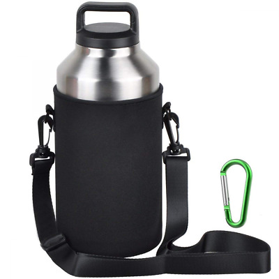 308f97a6b01 Water Bottle Sleeve Bag for 64oz Rambler Ozark Rtic Stainless Steel Tumbler  New