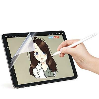 iPad Pro 11in PET paperlike screen protector antiglare protection makes writing