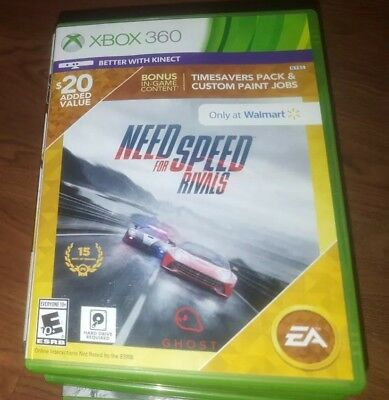 NEED FOR SPEED (Microsoft Xbox One, 2015) - $6 50 | PicClick