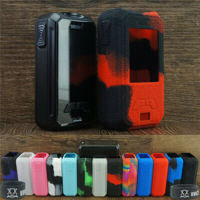 Silicone Case for Smoant Charon MINI 225W & ModShield Tank Band Protective Cover