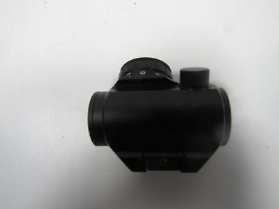 Bushnell Trophy TRS-25 Red Dot Sight Riflescope, 1 x 25mm 731303