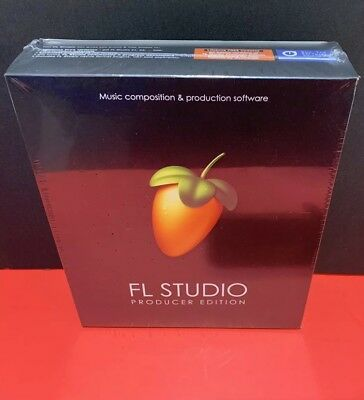 FL Studio Producer Edition Software Image Line V20