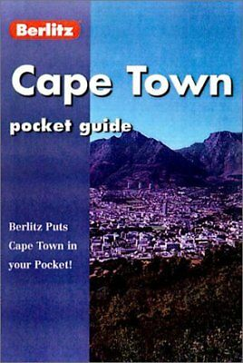 (Good)2831569834 Cape Town (Berlitz Pocket Guides),Berlitz Guides,Paperback,Berl