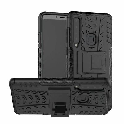 Heavy Duty Gorilla ShockProof Stand Case Cover Military Builder Samsung A9 2018