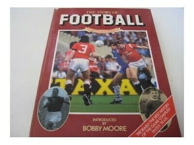 Story of Football by Tyler, Martin Hardback Book The Cheap Fast Free Post