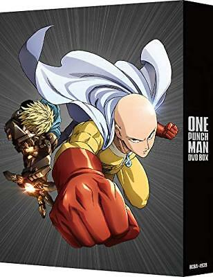 New One-Punch Man DVD Box First Limited Edition Japan BCBA-4939 493 From japan
