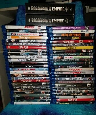 Brand New Blu-rays - Cheap! - Over 50 Titles - UPDATED - Prices Lowered
