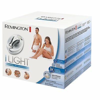Epilatore A Luce Pulsata Remington Ipl6250 I-light Essential Nuovo
