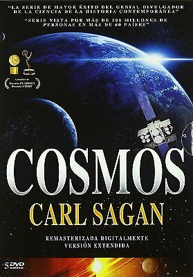 CARL SAGAN'S Cosmos **Dvd R2**  Remastered Extended Edition