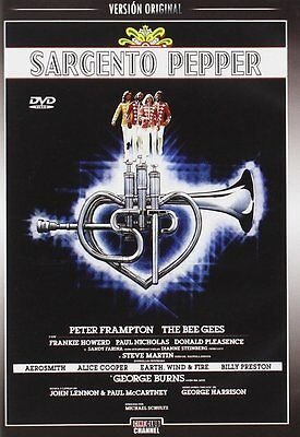 SGT. PEPPER'S LONELY HEARTS CLUB BAND  **Dvd R2** Peter Frampton The Bee Gees