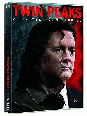 TWIN PEAKS Season 3 A Limited Event Series   **Dvd R2** Kyle MacLachlan