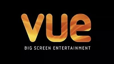 VUE Ticket E-Codes Cinema for all 2D shows - QUICK RESPONSE AND CHEAP