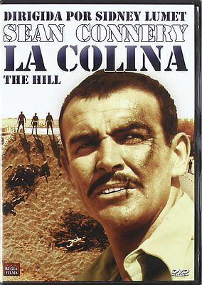 THE HILL (1965 **Dvd R2** Sean Connery