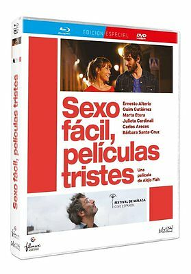 Easy Sex, Sad Movies **Blu Ray B** Sexo Facil, Películas Triste Marta Etura