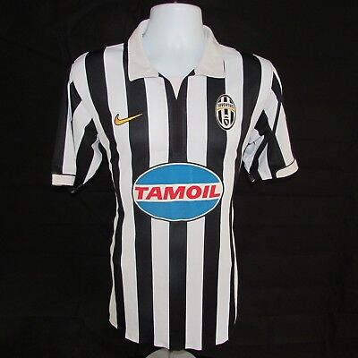 fc3020455 2006-2007 Juventus Home Football Shirt