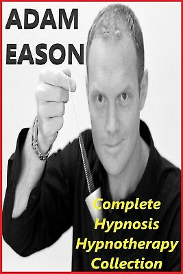 Adam Eason Complete Hypnosis Hypnotherapy Collection