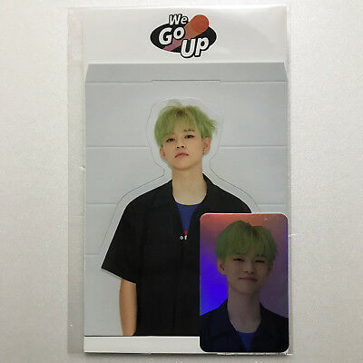 SM Town NCT DREAM - WE GO UP (2ND Mini Album) Official Hologram Photocard Set
