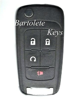 Keyless Entry Remote Car Key Fob Fits 2010 2011 2012 2013 Buick LaCrosse