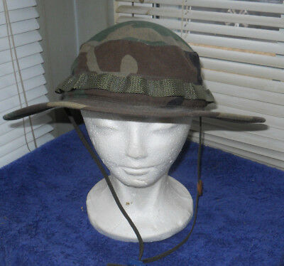 Wide Brim Woodland Boonie Hat 7 3/4