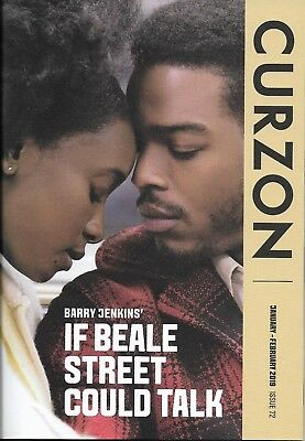 If Beale Street Could Talk Green Book The Favourite Curzon Cinema Jan/feb 2019
