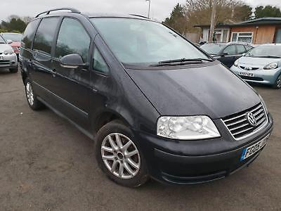 2005/05 Volkswagen Sharan 1.9TDI PD ( 130bhp ) SE Imaan Motors Ltd