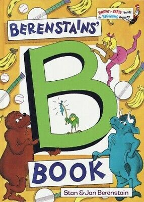 The Berenstains' B Book (Bright & Early Books) by Berenstain, Jan Book The Cheap