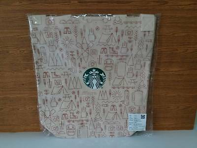 Starbucks  Coffee Tote Bag Adjust 17 Thailand   2018 Special Edition