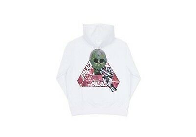 c56a2c30b92c PALACE SKATEBOARDS TROPICAL Pish Hoodie SS17 Size Large Brand New ...