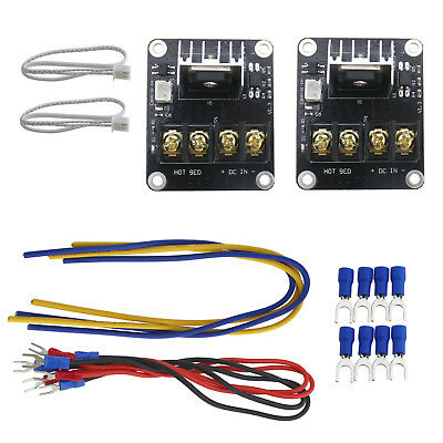 Heat Bed Power Module Board Expansion MOS Tube for 3D Printer Parts Heatbed GX