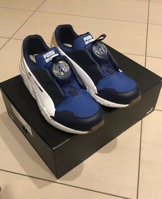 new products dbde0 b8fac Puma McQ Disc Blue Men s Sneaker Sz11 US Alexander McQueen x Puma