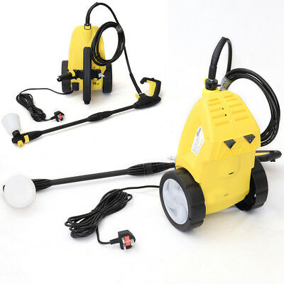 Electric High Pressure Washer 1200W 82BAR Power Jet Water Patio Car Auto Cleaner